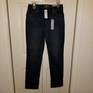 NWT CHICO'S So Lifting Slim Leg Jean's Sz 0(4)